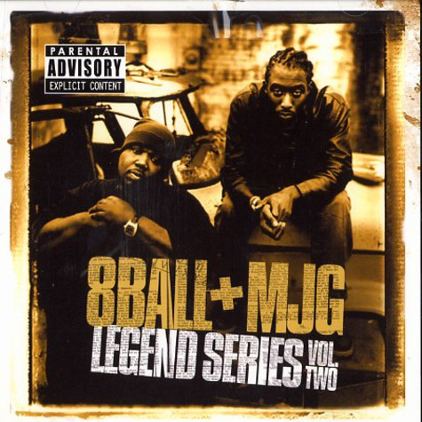 8Ball & MJG - Legend series volume 2