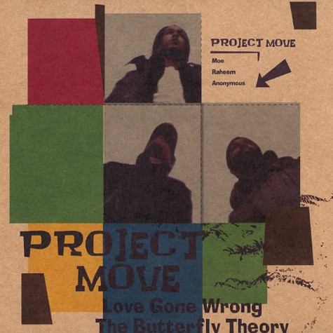 Project Move (Electric) - Love gone wrong / the butterfly theory