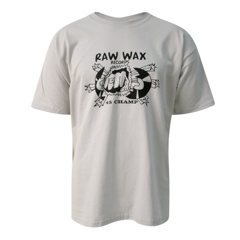 Raw Wax Records - 45 champ T-Shirt