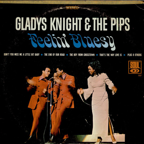 Gladys Knight And The Pips - Feelin' Bluesy