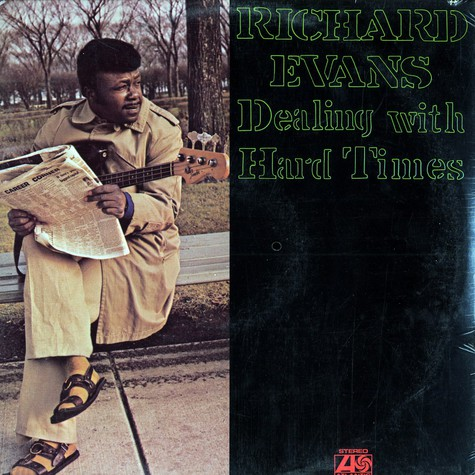 Richard Evans - Dealing with hard times