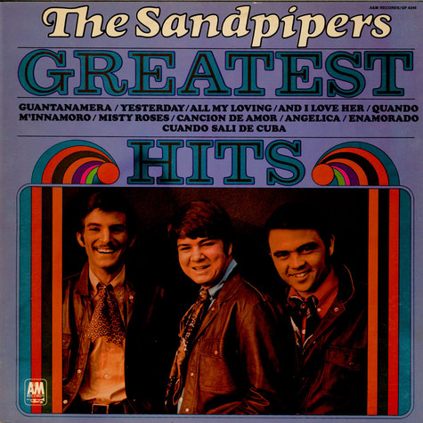 Sandpipers, The - Greatest Hits