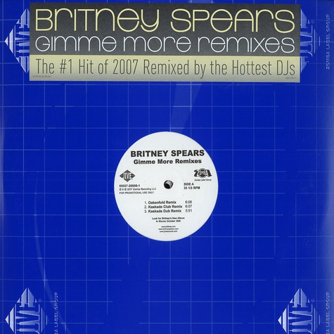 Britney Spears - Gimme more remixes