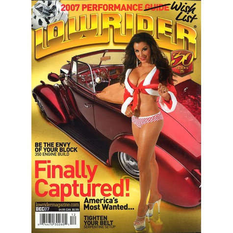 Lowrider Magazine - 2007 - 12 - December
