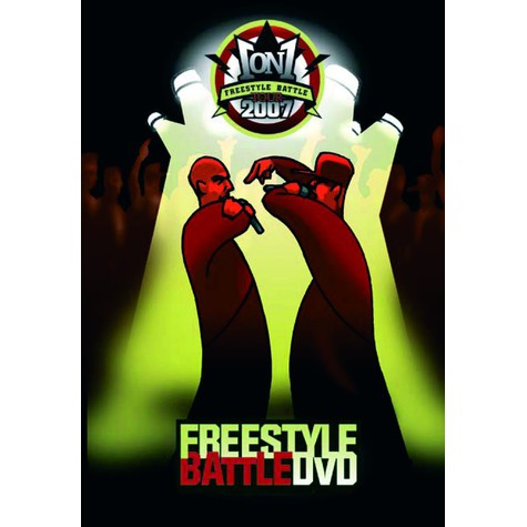 One on One - Freestyle battle 2007 DVD