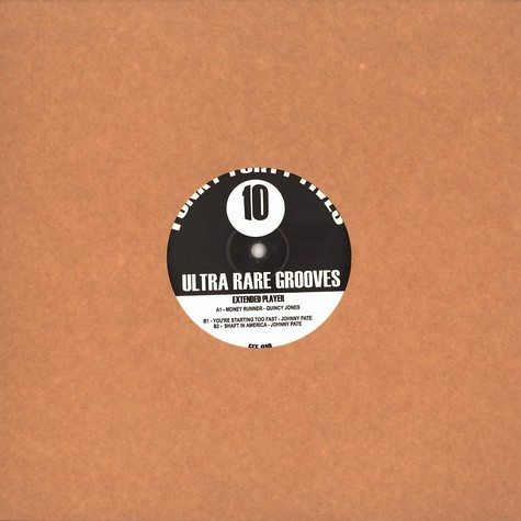 Funky Forty Fives - Ultra rare grooves volume 10