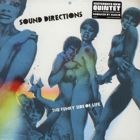 Sound Directions (Madlib) - The Funky Side Of Life