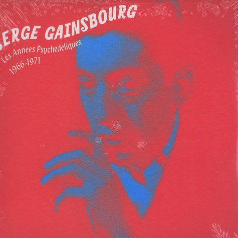 Serge Gainsbourg - Les Annees Psychedeliques 1966 - 1971