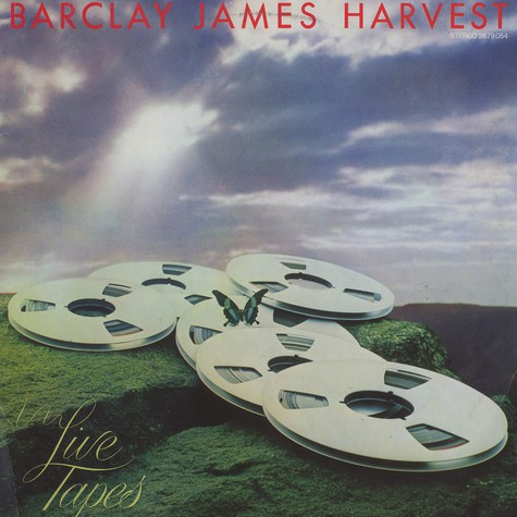 Barclay James Harvest - Live tapes