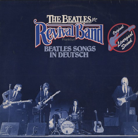 Beatles Revival Band, The - Beatles Songs auf Deutsch