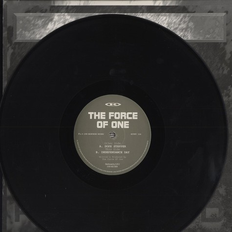Force Of One, The - Dope stepper