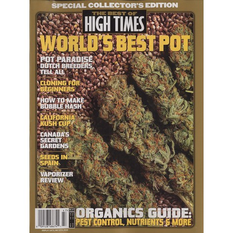 High Times Magazine - 2008 - special collector's edition