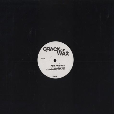 Crack On Wax - Volume 114