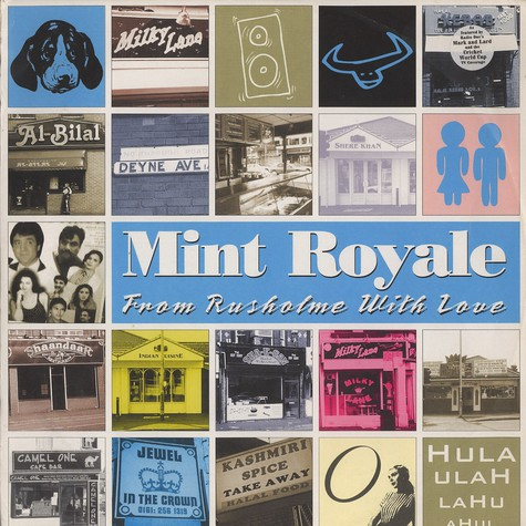 Mint Royale - From rusholme with love