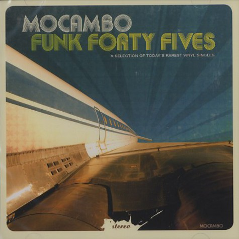 Mocambo presents - Funk forty fives