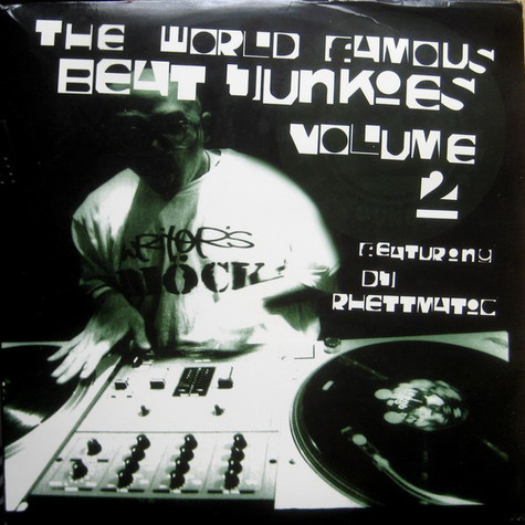 V.A. - The World Famous Beat Junkies Volume 2