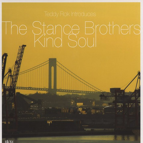 Stance Brothers, The - Kind soul