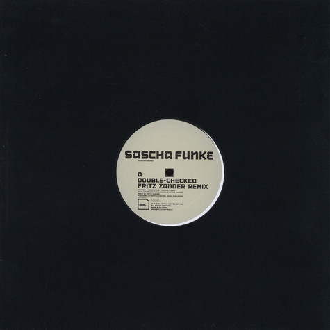 Sascha Funke - Double checked