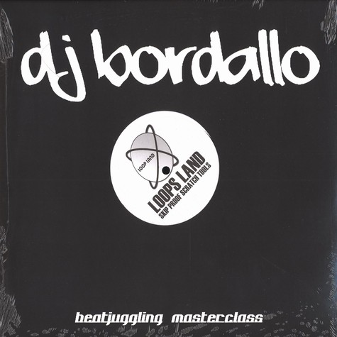 DJ Bordallo - Beatjuggling masterclass