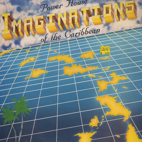 Imaginations, The - Power house of the caribbean
