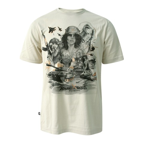 Marc Ecko - Girls of war T-Shirt