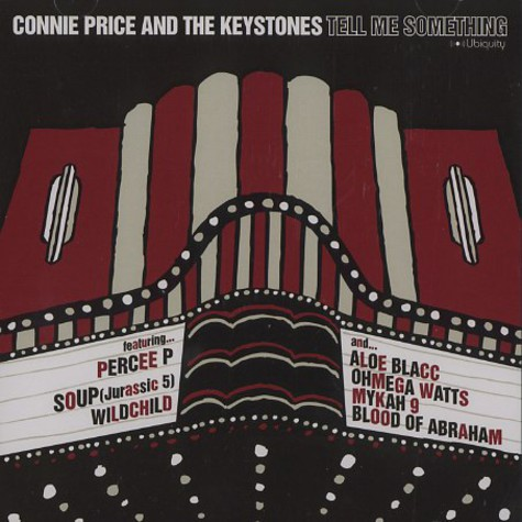 Connie Price & The Keystones - Tell me something