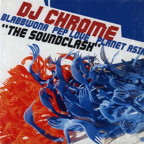 DJ Chrome - Soundclash