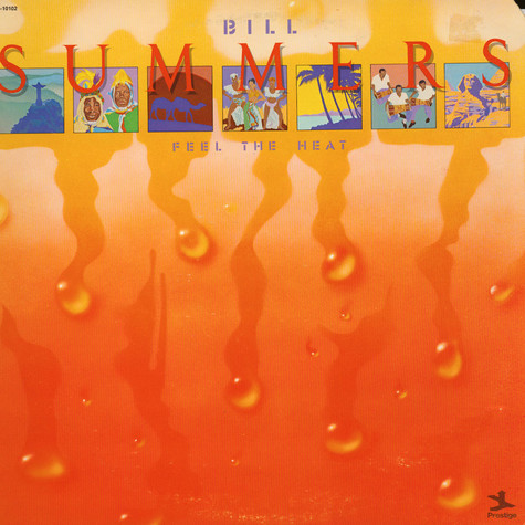 Bill Summers - Feel The Heat