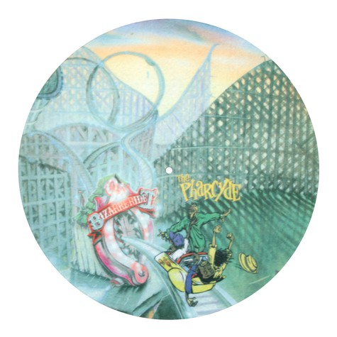Pharcyde, The - Bizarre Ride II the Pharcyde 12 inch Slipmat