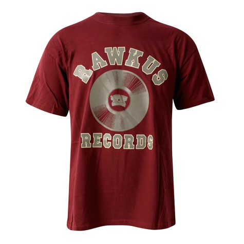 Rawkus - Record T-Shirt