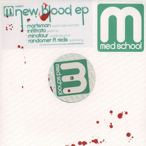 V.A. - New blood EP