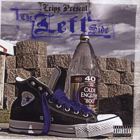 Crips present - The left side