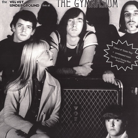 Velvet Underground - A workout at The Gymnasium