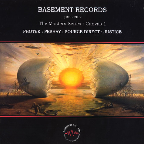 Basement Records presents - The masters series: canvas 1