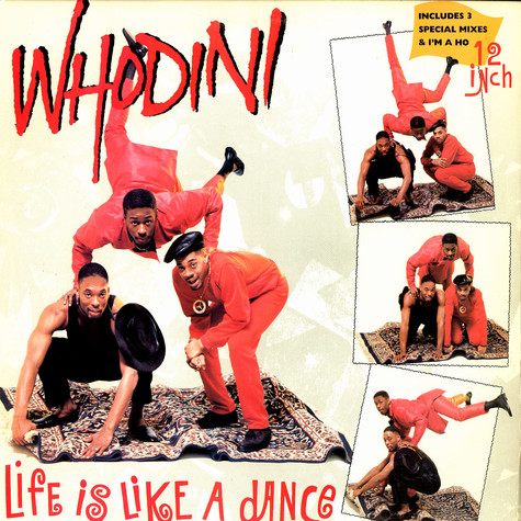 Whodini - Life is like a dance