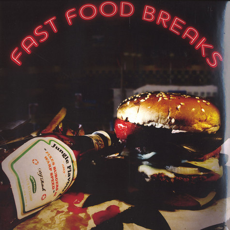 DJ Ritch - Fast Food Breaks Volume 1
