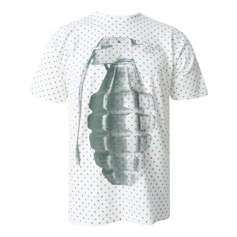 Fresh Jive - Grenade T-Shirt