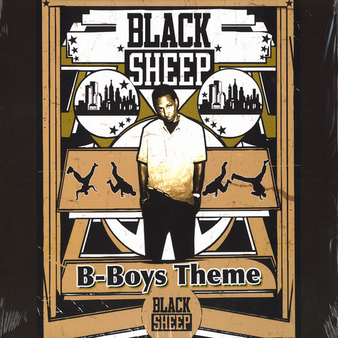 Black Sheep - B-boys theme