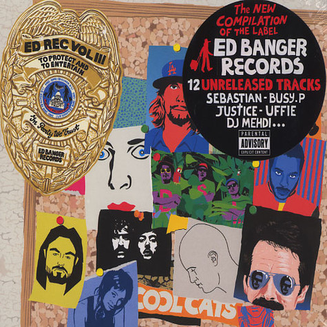Ed Banger Records - Ed rec volume 3