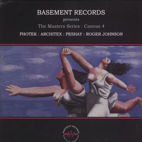 Basement Records presents - The masters series: canvas 4