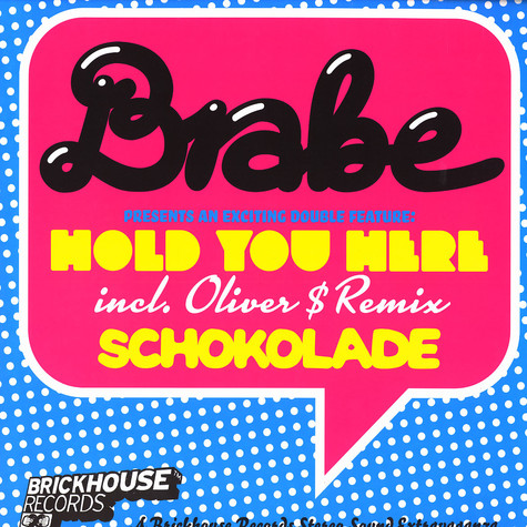 Brabe - Hold you here