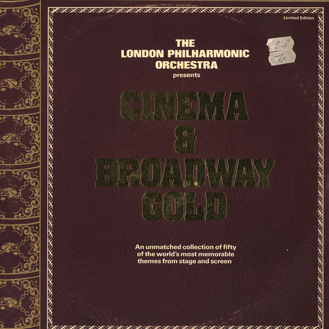 London Philharmonic Orchestra, The - Cinema & broadway gold