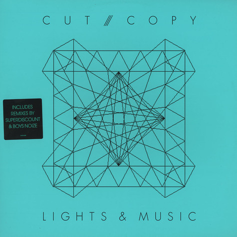 Cut Copy - Lights & Music