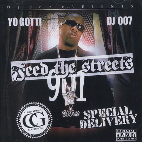 Yo Gotti - Feed the streets - special delivery