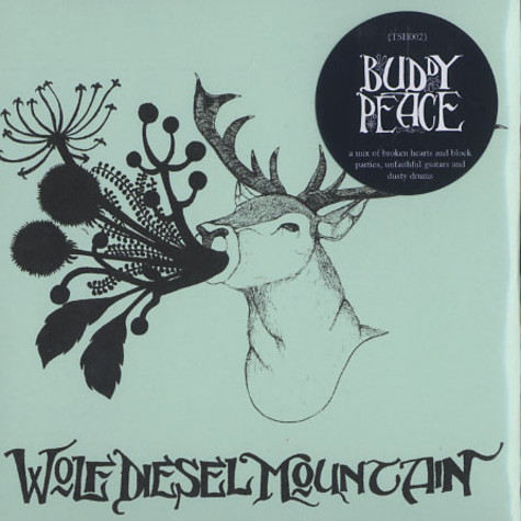 Buddy Peace - Wolf Diesel Mountain