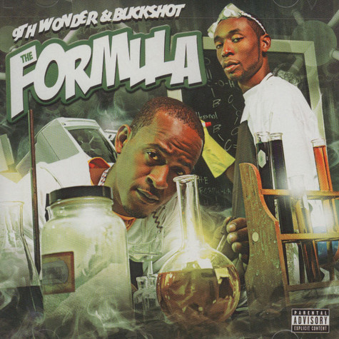 Buckshot & 9th Wonder - The formula