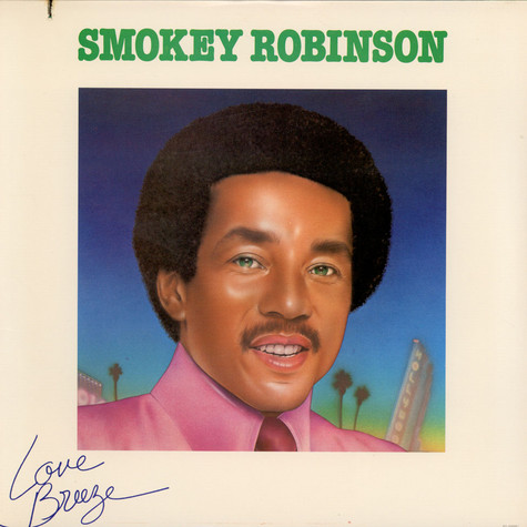 Smokey Robinson - Love Breeze