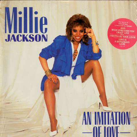 Millie Jackson - An Imitation Of Love