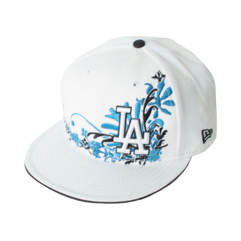 New Era - LA floral flow cap