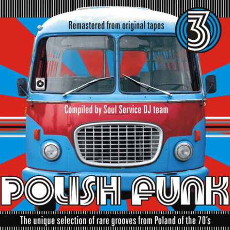 Soul Service DJ Team compiled - Polish Funk 3